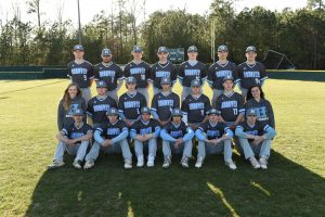 Varsity Baseball Team