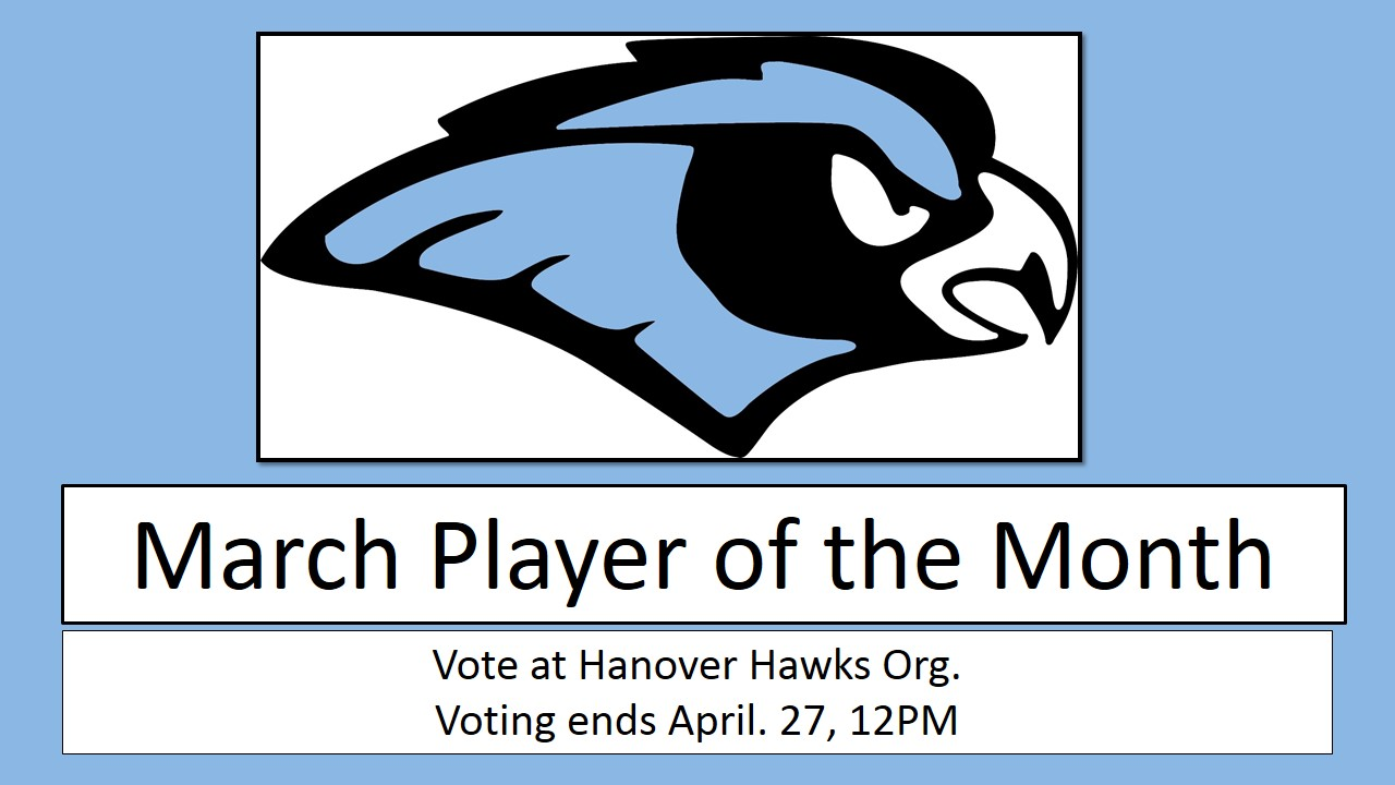 Vote for the March Athlete of the Month!