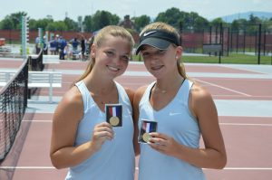 State Champion Doubles Team