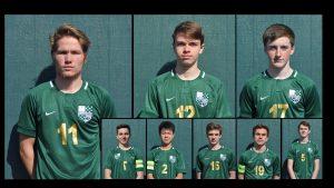 All Region Boys Soccer