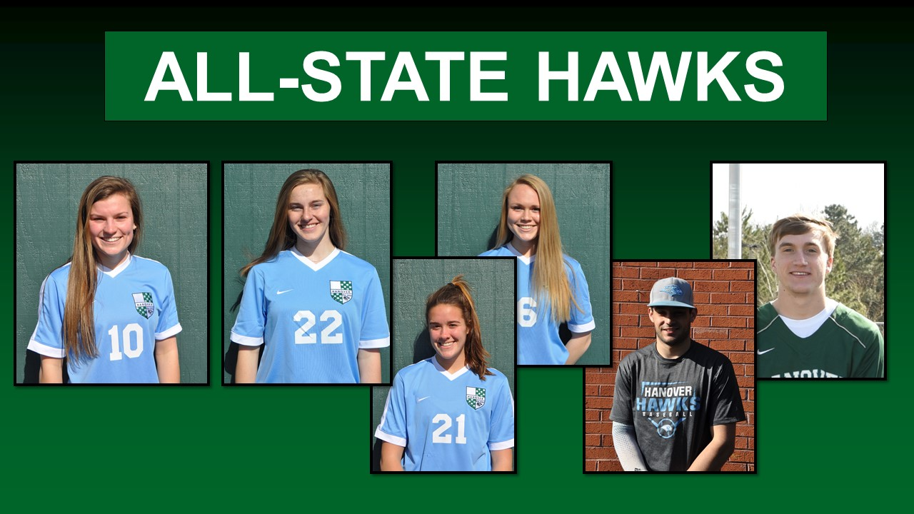 Hawks Selected to All-State Teams