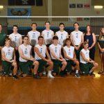 boys volleyball team