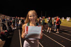 Congratulations Jenna!