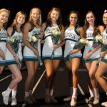 Cheer Team, Senior Night Photos