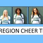 2018 All-Region Competition Cheer Team