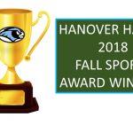 fall sports awards