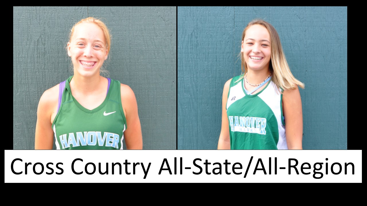Cross Country: All-Region and All-State Honors