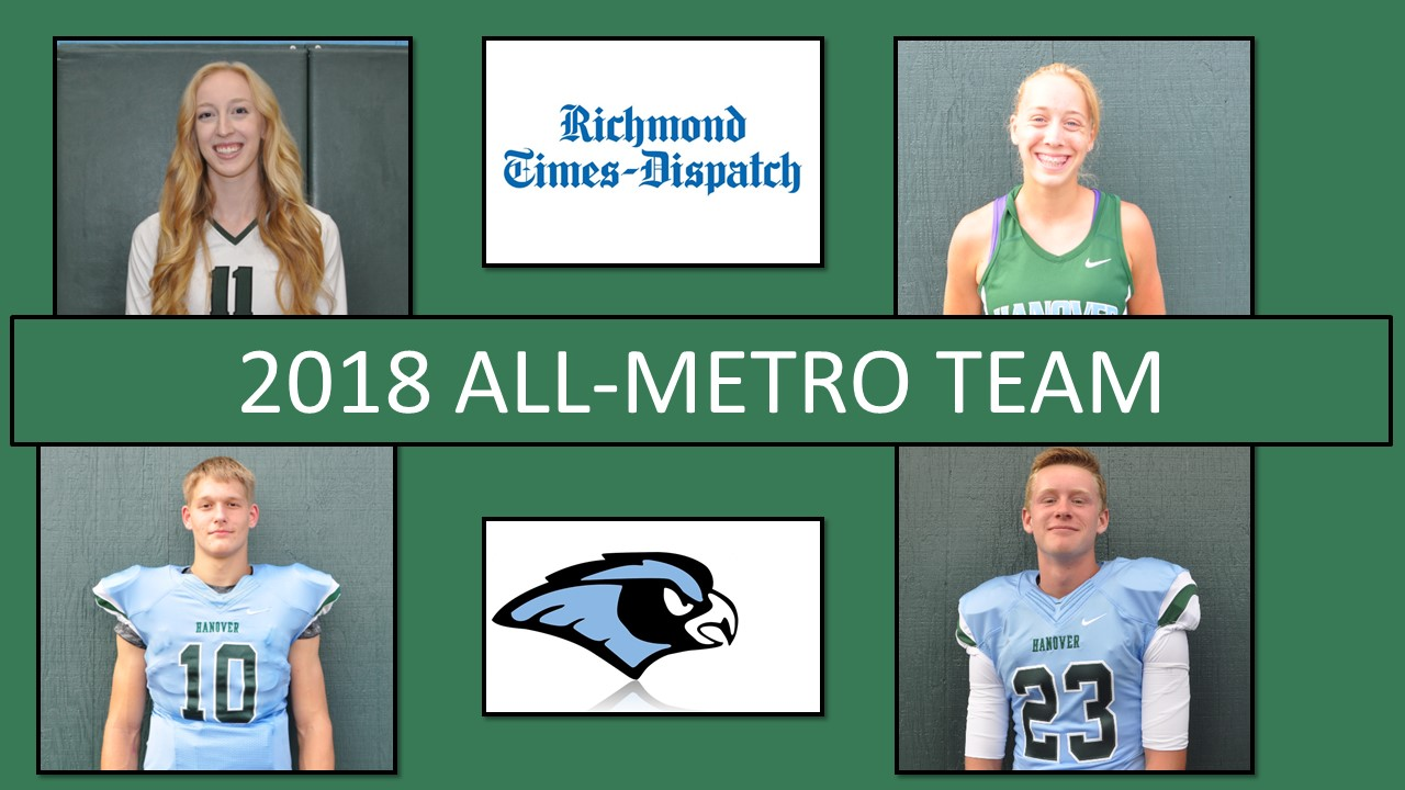 2018 Fall Sports All-Metro Team Selections and Player of the Year