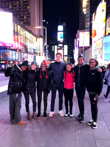 NYC Track Team