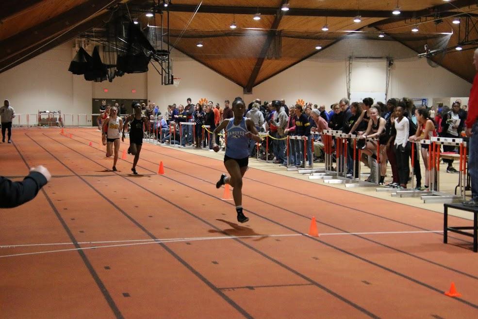 Indoor Track: Regional Results