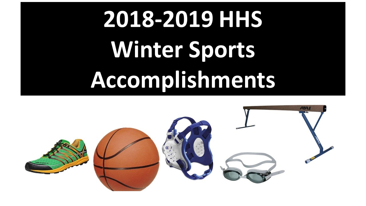 Winter Sports: 2018-19 Athletic Accomplishments
