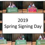 spring signing day