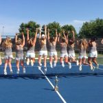 Girls Tennis defeats Jamestown in 4A State Semifinal