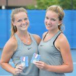 Weis & Moore Win 4B Regional Doubles Title