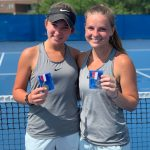 Raine Weis wins 4B Regional Singles Title in an all Hanover Final
