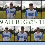 2019 All-Region Baseball Team
