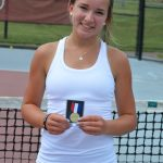 Raine Weis wins 4A State Singles Title