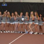 Girl's Tennis claims State Title Three Peat