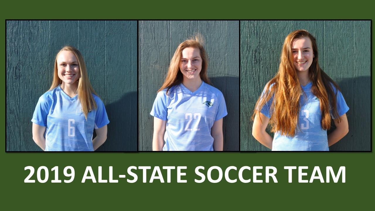 Girls Soccer: All-State Team