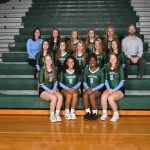 Varsity Girls Volleyball Team