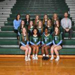 Varsity Girls Volleyball Team