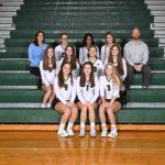 JV Girls Volleyball Team