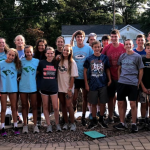 Cross Country Team Takes 3rd in New Jersey