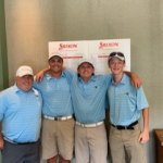 Hawks at regional golf tournament