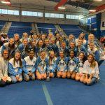 region runner-up cheer team
