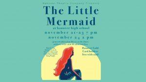 little mermaid ad
