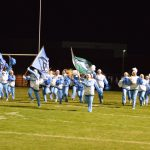 Senior Night Photos from Final Football Game