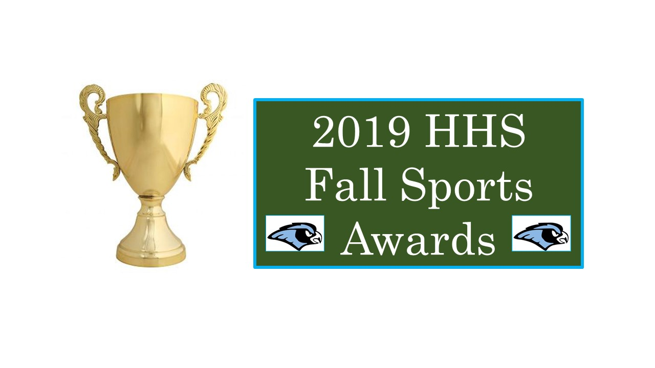 2019 Hanover High Fall Sports Awards Program Results