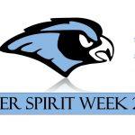 Winter Spirit Week Themes, Jan. 21-24