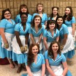 winter guard team