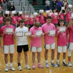 Hanover Basketball: Senior Night Results/ Stand up to Cancer Night