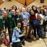 Indoor Track Region Results: Girls Team Wins!