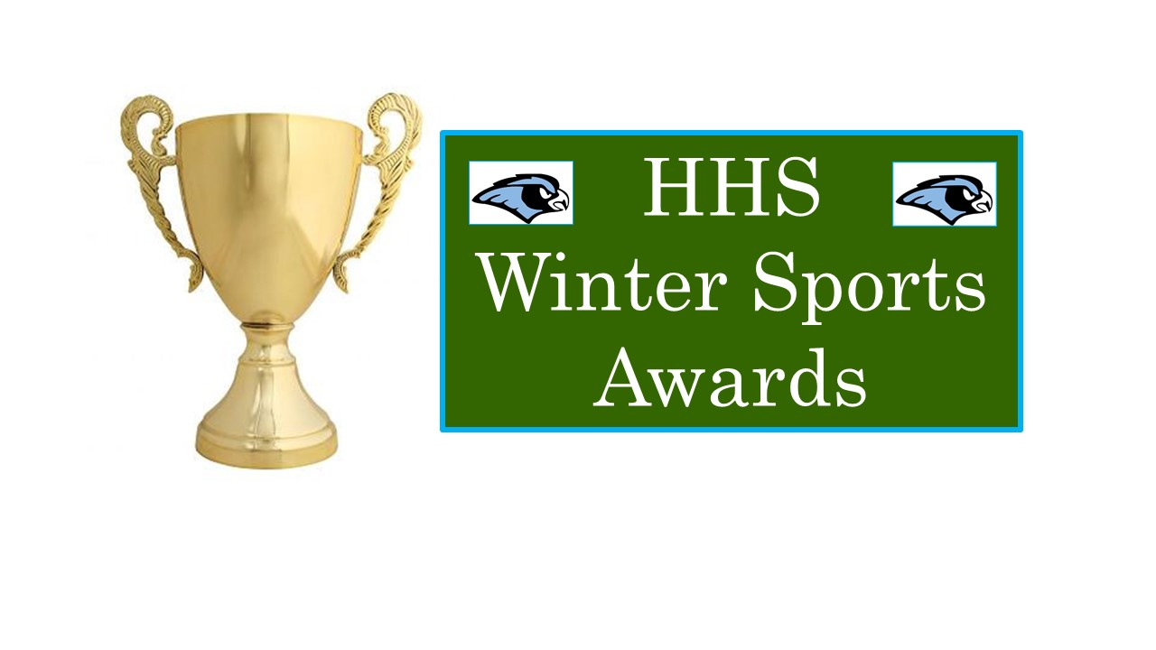 Winter Awards Ceremony Results