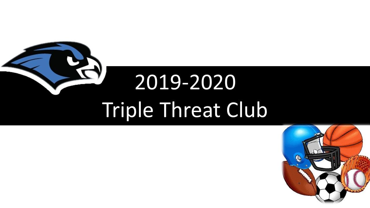 2019-2020 Triple Threat Club