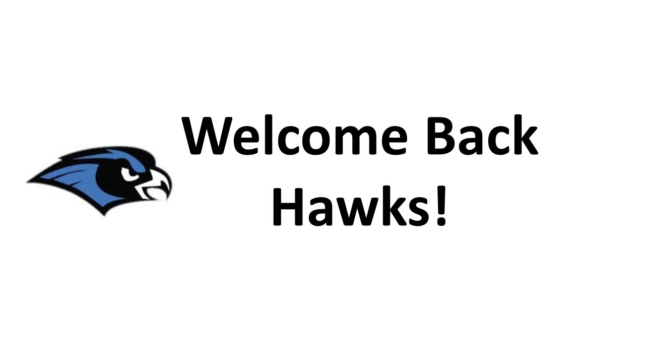"""""""Welcome Home Hawks!"""" Video by the Cheer Team"""