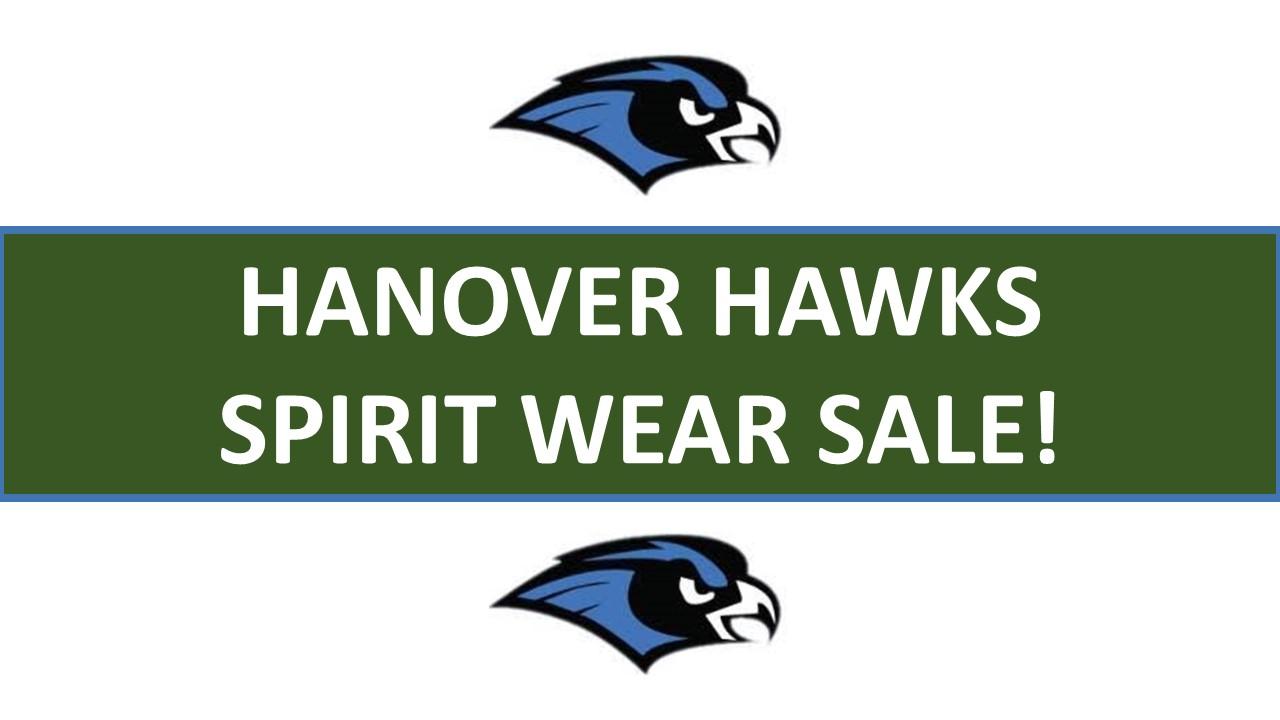 Hawk Spirit Wear Sale!