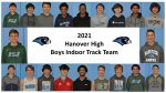 Hanover Boys Indoor Track Team: Roster Photos