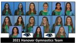 Hanover Gymnastics: Roster Photos