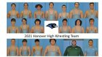Hanover Wrestling Team: Roster Photos