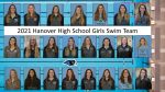 Hanover Girls Swim Team: Roster Photos