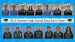 Hanover Boys Swim Team: Roster Photos