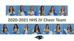 Hanover JV Cheer Team: Roster Photos