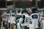 Hanover JV Football: Hawks vs Mustangs