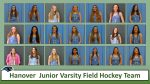 2021 Hanover JV Field Hockey Team