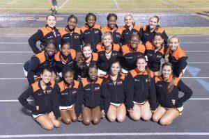 Varsity Sideline Cheer 2016-17