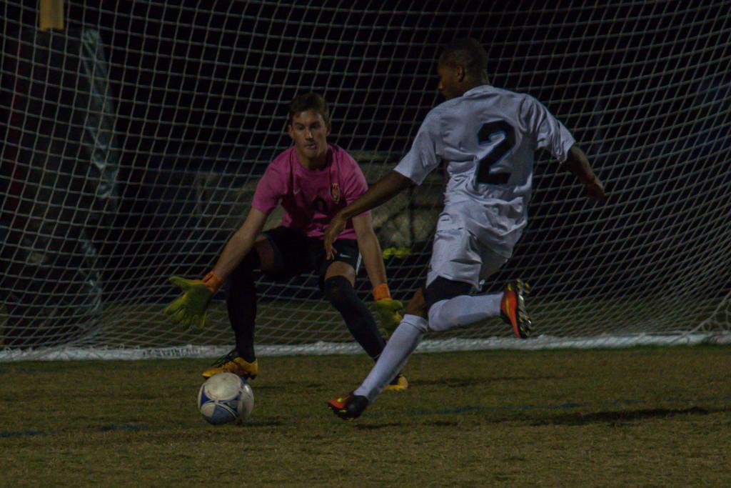 Boys Soccer Keeps Rolling!